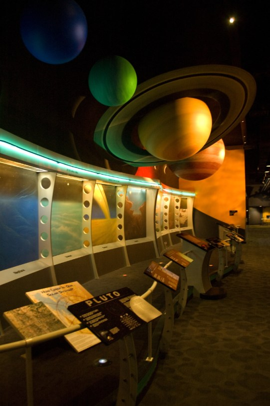 Clark Planetarium