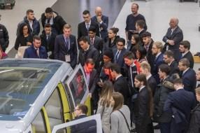 Zwiedzanie VW