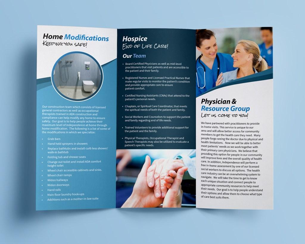 Independence - Brochure Inside