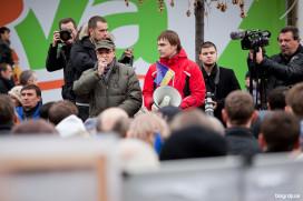 Maidan en Dniepropetrovsk