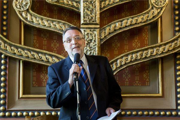 Heisler András marad a Mazsihisz elnöke