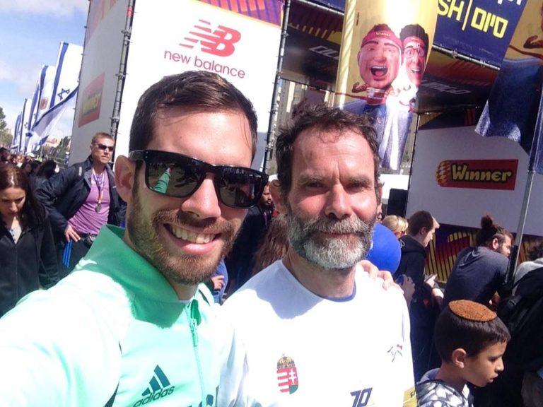 Magyar futók is részt vettek az idei Jeruzsálem Maratonon