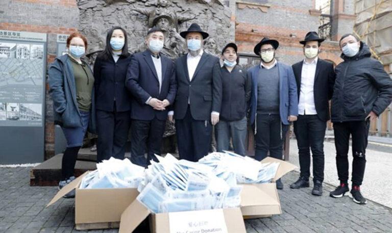 Segítség minden formában – A Chábád mozgalom munkája járvány idején