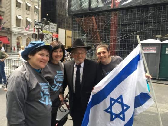 Tendler rabbi/Yeshiva University Facebook