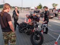 16.09.10 - Arena MotoShow w Gliwicach , udzial ZSMM