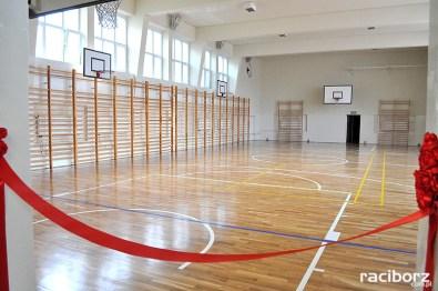 Odremontowana sala gimnastyczna - fot. Gabriela Habrom-Rokosz