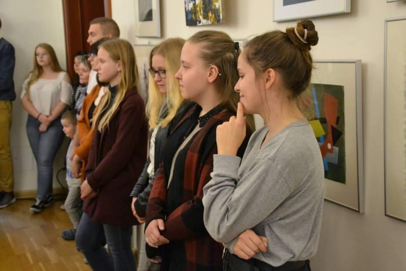 Młodzieżowy Tydzień Sztuki (13), 17.10.2019 r