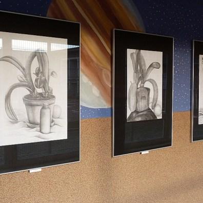 Wystawa rysunków I LPp (5)