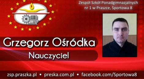Gregorz Ośródka