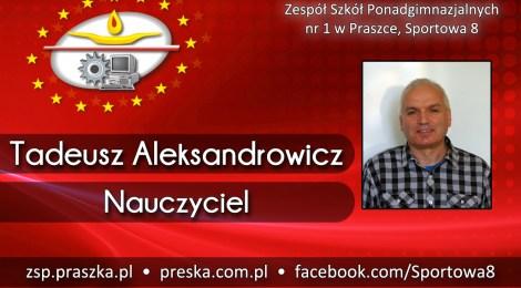 Tadeusz Aleksandrowicz