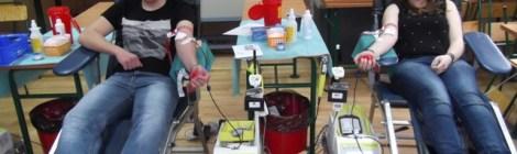 Podsumowanie szkolnego turnieju krwiodastwa