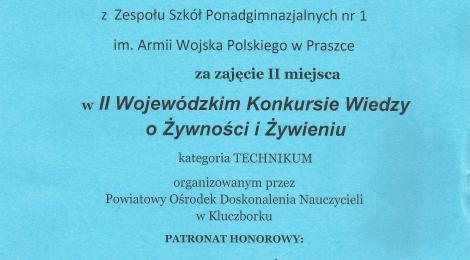 Forum Ucznia Zdolnego w Kluczborku