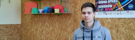 Natan Gebauer laureatem XXV Wojewódzkiego Turnieju Matematycznego!