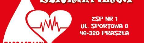 Zbiórka krwi - ZAPRASZAMY!!!