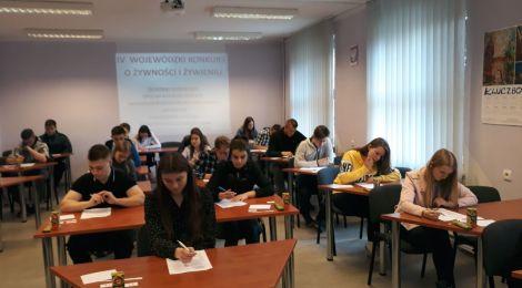 I miejsce i wyróżnienie w IV Wojewódzkim Konkursie Wiedzy o Żywności i Żywieniu