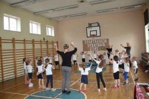SPARTAKIADA 2013 Z AGATĄ KL. I i przedszkolaki 124