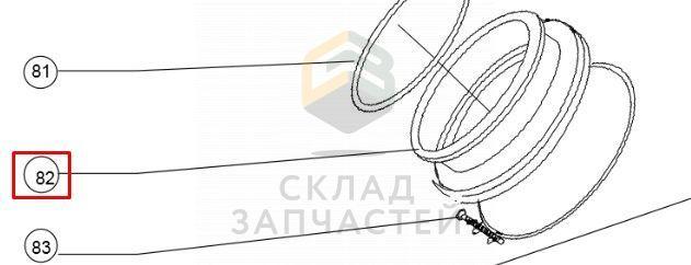 Манжета люка для Haier HWD70-1482S (CE0JT7E0G00) стоимость