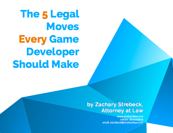 5 Legal Moves Cover