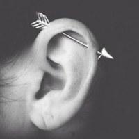 44 kiểu bông tai khiến bạn muốn bất chấp nỗi sợ bấm lỗ để được đeo nó