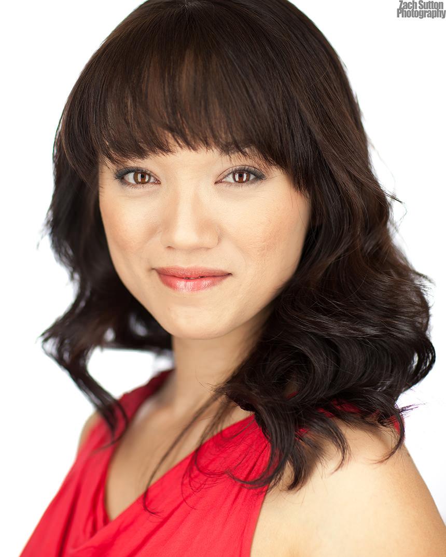 Headshot Session with Albuquerque Actress Tiara Yong