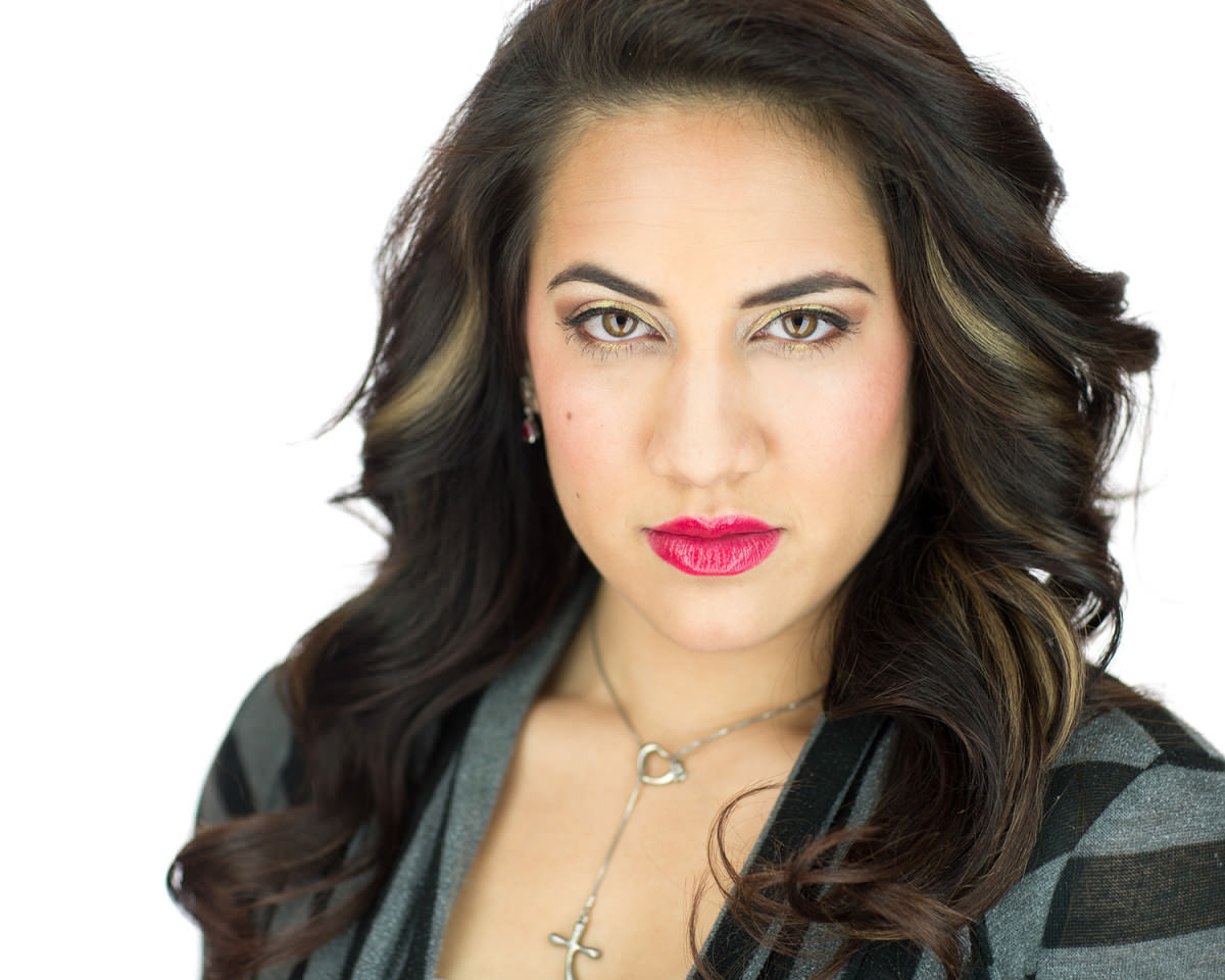 Headshot Photography Session with Albuquerque Actress