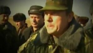 Генерал Шаманов
