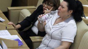 Депутат ГД РФ Карамзина требует повысить зарплату до уровня министров