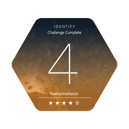 Xamarin Alliance Badge Challenge 4