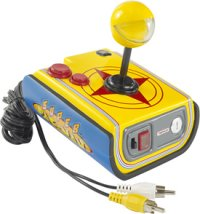 Super Pac-Man TV Game
