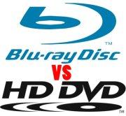Blu-ray vs HD-DVD