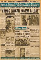 Capa Ultima Hora Gagarin