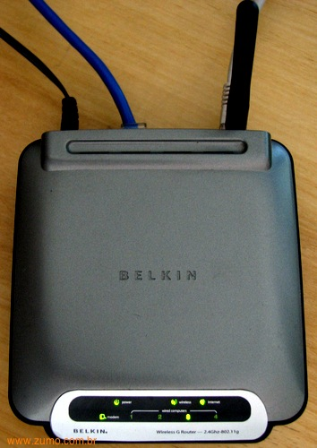 Belkin Wireless G Router