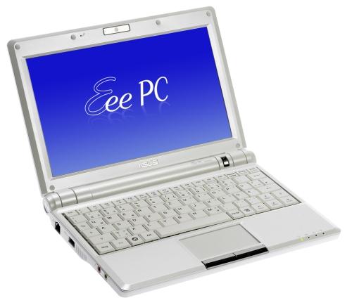 eeePC: tela maior
