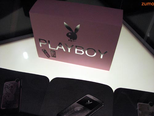 Caixa do Playboy Phone