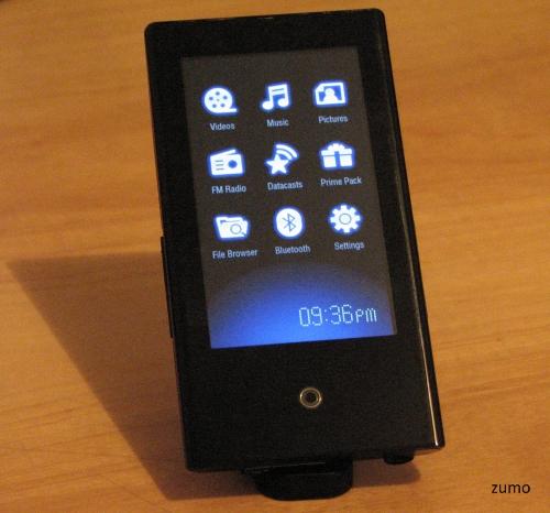 Samsung P2: touchscreen e bluetooth