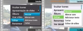 N95-8 e N95: o original tem edição de vídeo
