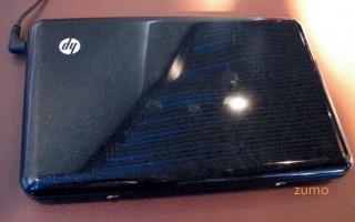 HP mini 1150br fechado