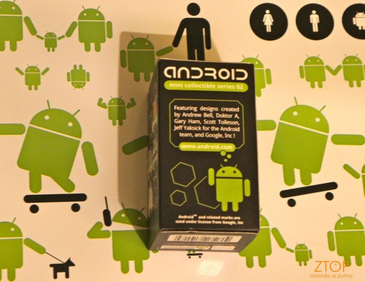 Será que leva a assinatura da turma do Android ou de um artista?