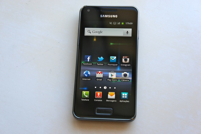 review samsung galaxy s ii lite gt i9070 ztop. Black Bedroom Furniture Sets. Home Design Ideas