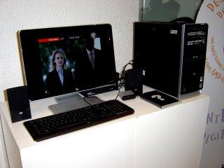 O monitor é lindo, mas não faz parte do pacote