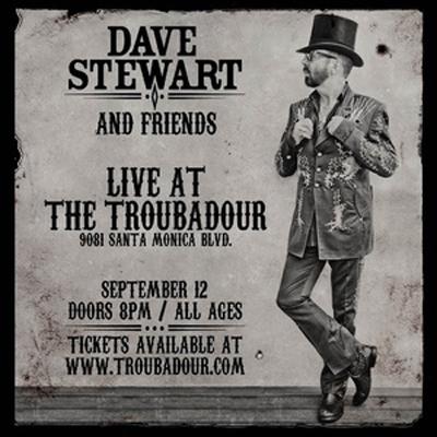 Dave Stewart & Freinds