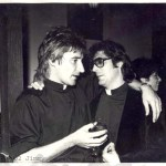 With Rod Stewart- Coronet Pub- Los Angeles 1982