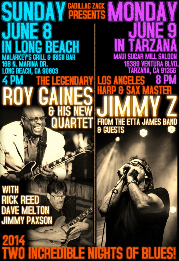 Cadiallc Zack presents Jimmy Z and the ZTribe