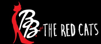BB & the Red Cats logo