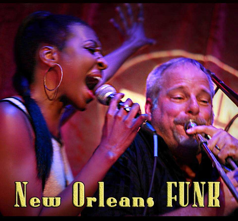 Alligator Beach - New Orleans Funk