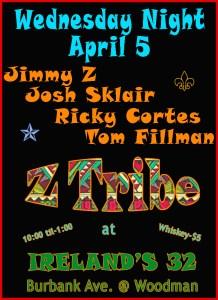 Z Tribe poster 4-5