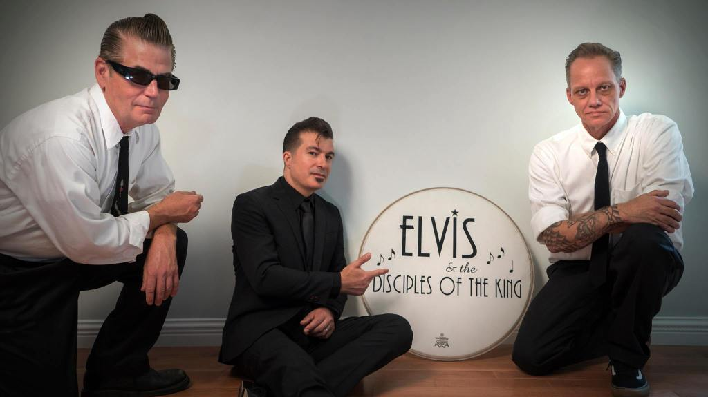 Elvis and the Disciples of the King