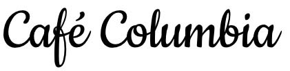 Cafe Columbia Kisa logo