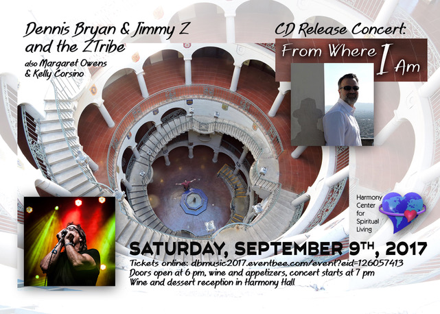 Dennis Bryan and Jimmy Z and the ZTribe