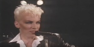Eurythmics - Live The Country Cub in Los Angeles